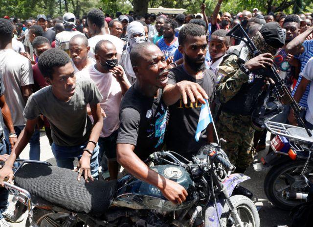 Αϊτή: Εκτός ελέγχου παραμένει η κατάσταση στη χώρα | tovima.gr