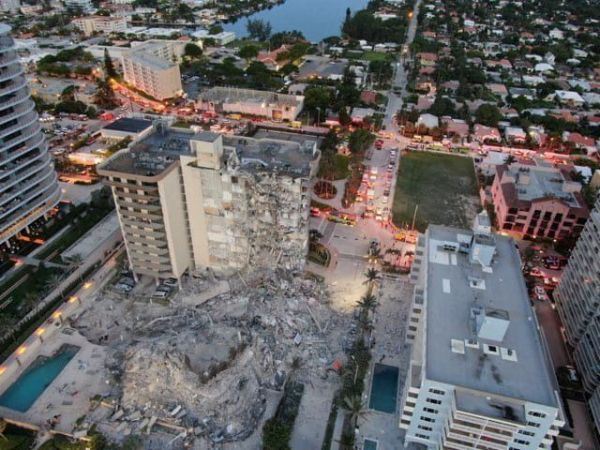 Μαϊάμι : 79 οι νεκροί – 60 άτομα αγνοούνται στα συντρίμμια του κτιρίου που κατέρρευσε   tovima.gr