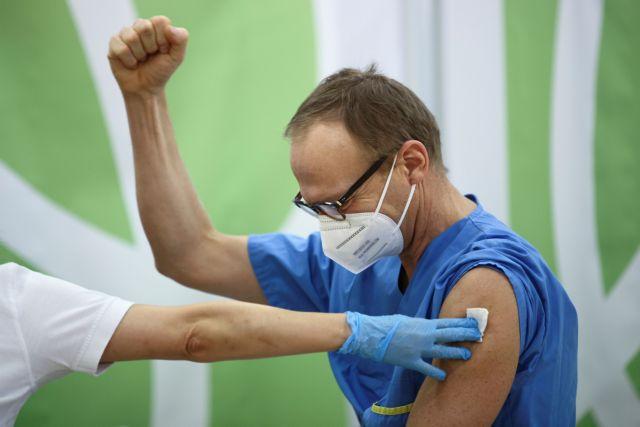Αυστρία: Πάνω από πέντε εκατομμύρια έκαναν την πρώτη δόση   tovima.gr