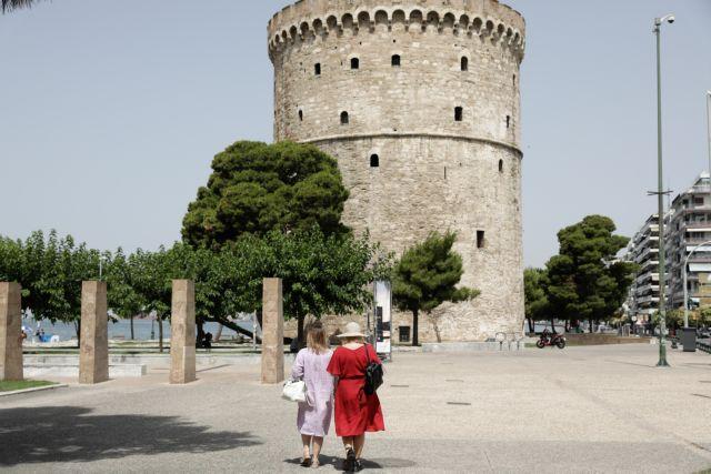 Κατακόρυφη αύξηση των ενεργών κρουσμάτων στη Θεσσαλονίκη | tovima.gr