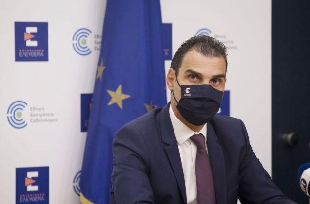 Θεμιστοκλέους: Έτοιμοι επιχειρησιακά για τρίτη δόση εμβολίου – Περιμένουμε απόφαση της Επιτροπής | tovima.gr