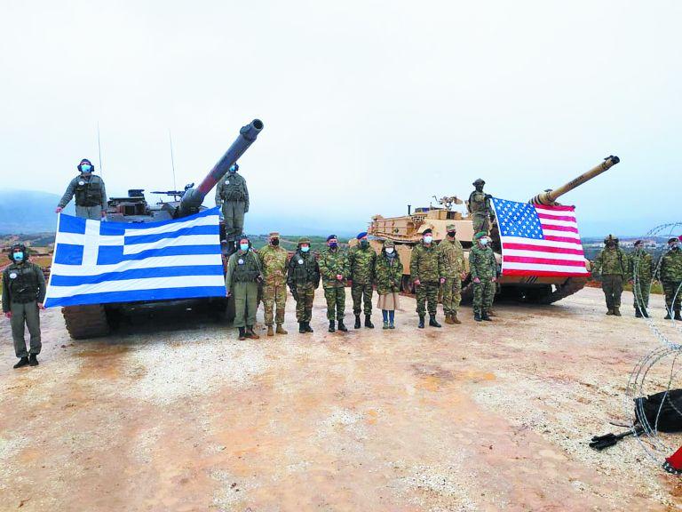 Η Αλεξανδρούπολη… «νέα Σούδα» | Κοντά σε συμφωνία για τις βάσεις | Τι θέλουν οι ΗΠΑ, τι ζητά η Αθήνα