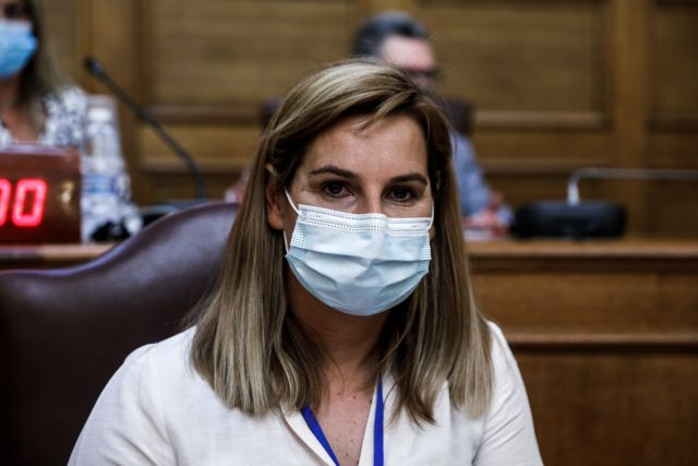 Σ. Μπεκατώρου: Να οριστεί πρόσωπο αναφοράς στα σωματεία για να καταγγέλλουν οι αθλητές περιστατικά κακοποίησης | tovima.gr