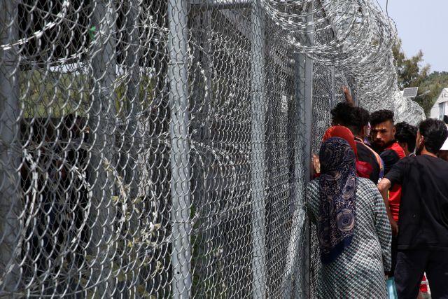 Λέσβος: Κάτω από 5.000 οι πρόσφυγες και μετανάστες για πρώτη φορά από το 2016   tovima.gr