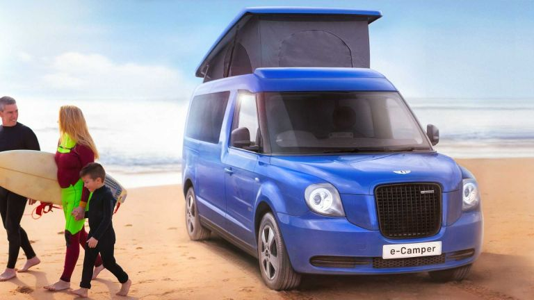 LEVC e-Camper: Στην εκδρομική διάσταση της βρετανικής ηλεκτροκίνησης | tovima.gr