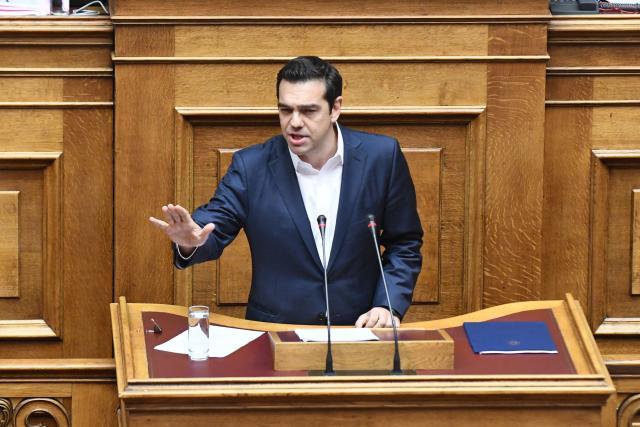 Βουλή: Live η ομιλία Τσίπρα για την υπόθεση Παππά | tovima.gr