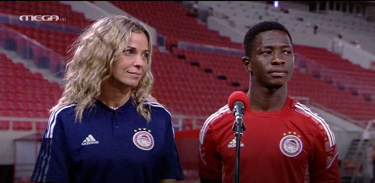 Αγκιμπού Καμαρά: «Ξέρω καλά τις απαιτήσεις του κόσμου, είμαι έτοιμος να δουλέψω» | tovima.gr