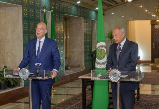 Μνημόνιο Συνεργασίας Ελλάδας και Αραβικού Κόσμου: Επιβεβαιώνει την ενίσχυση των ήδη στενών δεσμών   tovima.gr