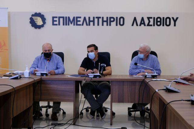 Τσίπρας: Ανησυχητική η αύξηση των κρουσμάτων – Τι είπε για τον τουρισμό   tovima.gr