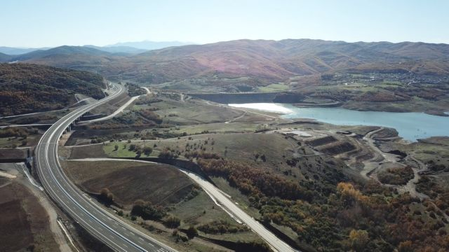 Ε65: Παραδίδονται στην κυκλοφορία τα πρώτα 14 χιλιόμετρα του Νοτίου τμήματος   tovima.gr