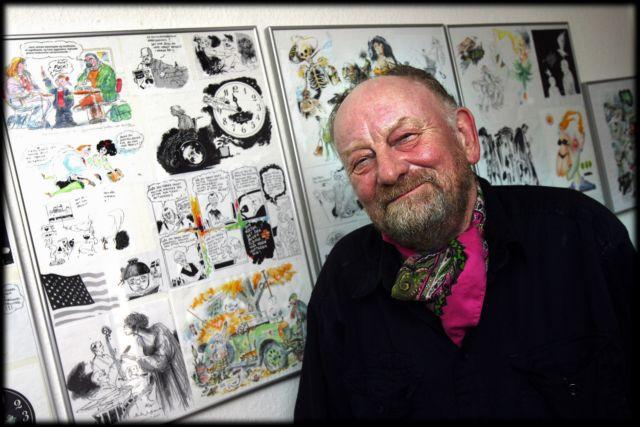 Πέθανε ο Κουρτ Βέστεργκααρντ – Είχε σχεδιάσει τα σκίτσα του Μωάμεθ που προκάλεσαν σάλο   tovima.gr