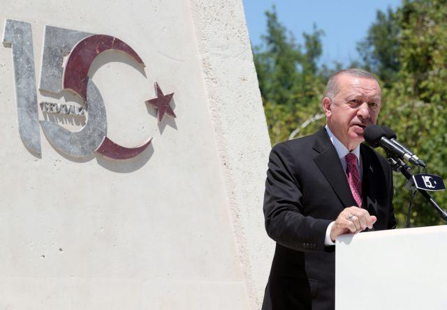 Διεθνείς «πιέσεις» στον Ερντογάν να αποφύγει προκλήσεις και φιέστες στα Κατεχόμενα   tovima.gr