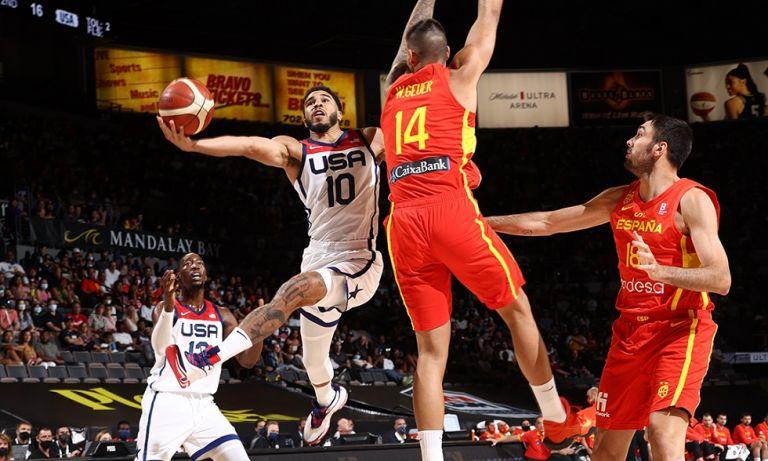 ΗΠΑ – Ισπανία 83-76, έτοιμη για το Τόκιο η Team USA   tovima.gr