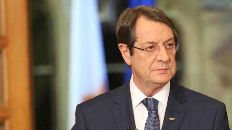 Αναστασιάδης στο ΒΗΜΑ: Τι απαντά στις προκλήσεις Ερντογάν   tovima.gr