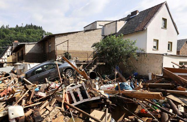 Γερμανία: Μεγαλώνει η μαύρη λίστα – Στους 165 οι νεκροί από τις πλημμύρες | tovima.gr