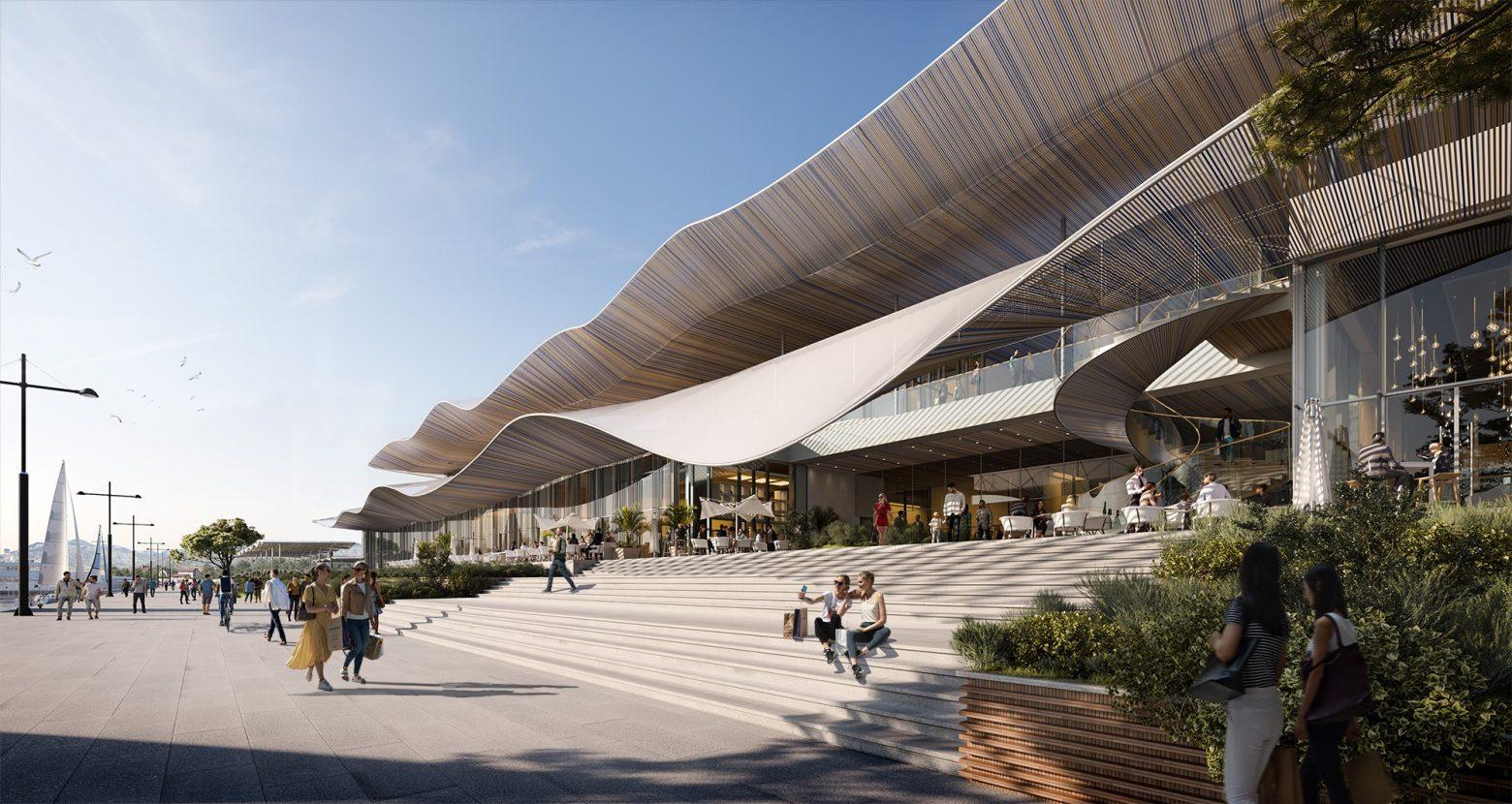 Η Lamda Development παρουσιάζει το παράκτιο μέτωπο του Ελληνικού και τη Marina Galleria, τον νέο προορισμό στην Αθηναϊκή Ριβιέρα – Ειδήσεις – νέα