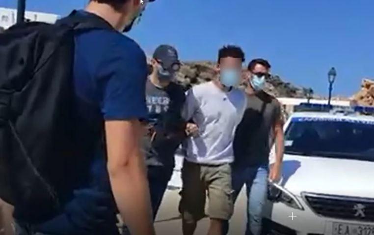 Φολέγανδρος: Στον ανακριτή σήμερα ο καθ' ομολογίαν δολοφόνος της Γαρυφαλλιάς   tovima.gr