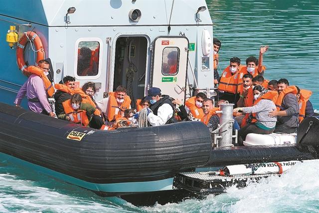 Ο παγκόσμιος πόλεμος του Μεταναστευτικού   tovima.gr