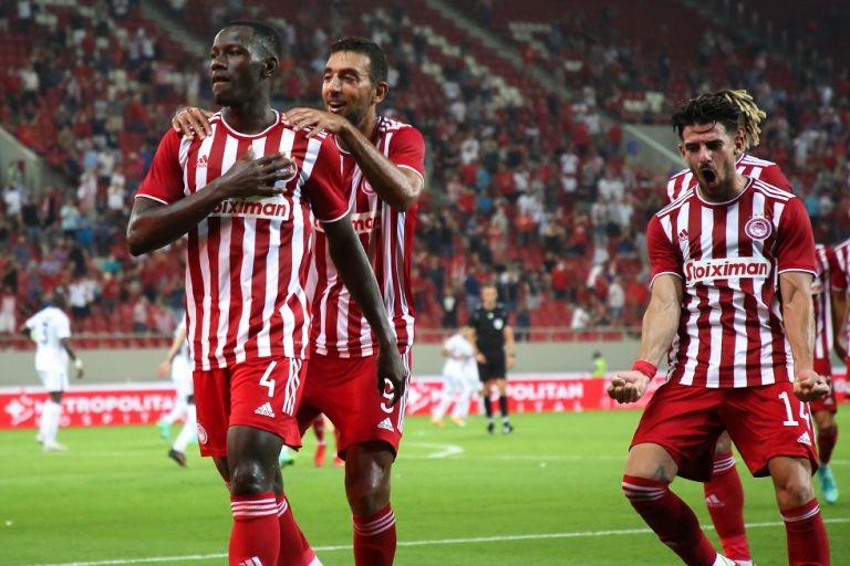 Ολυμπιακός – Νέφτσι Μπακού 1-0: Εκανε το πρώτο βήμα   tovima.gr