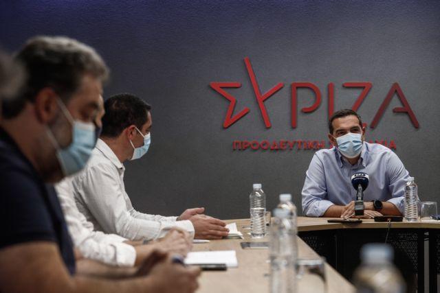 Τσίπρας: Οι τράπεζες δεν στηρίζουν την οικονομία, είναι και οι χειρότεροι εργοδότες | tovima.gr