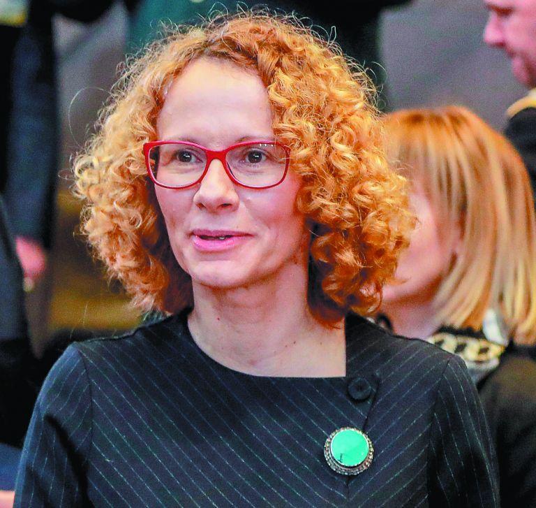 Ραντμίλα Σεκερίνσκα : «Η Συμφωνία των Πρεσπών είναι σαν το παιδί ενός περίπλοκου γάμου» | tovima.gr