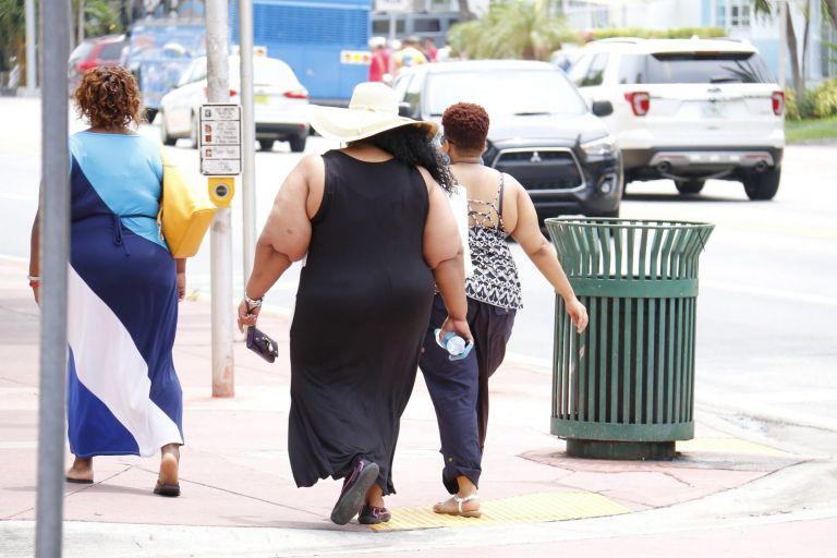 Παχαίνει η Ευρώπη. Ποιες ηλικίες χτυπά η παχυσαρκία. Σε ποια θέση βρίσκεται η Ελλάδα