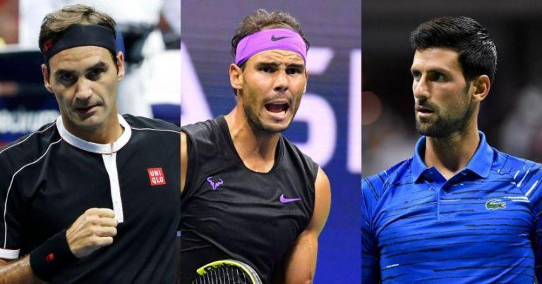 Οι Big-3 επιστρέφουν στο US Open για το 21ο τους Grand Slam   tovima.gr