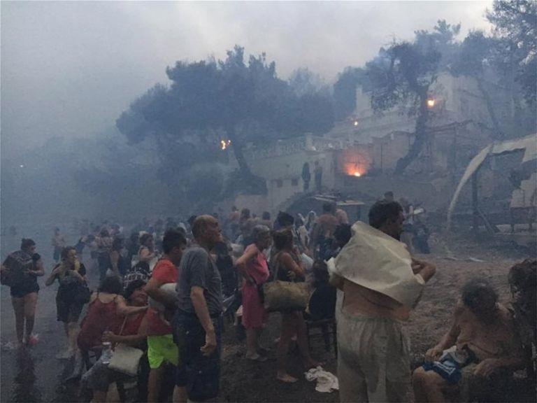 Οργή και θλίψη 3 χρόνια μετά το Μάτι – «Επιβραβεύτηκαν αυτοί που οδήγησαν στον όλεθρο» | tovima.gr