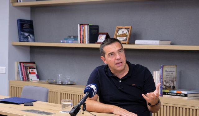 Τσίπρας: Ο ΣΥΡΙΖΑ θα καταργήσει την ελάχιστη βάση εισαγωγής στα πανεπιστήμια | tovima.gr