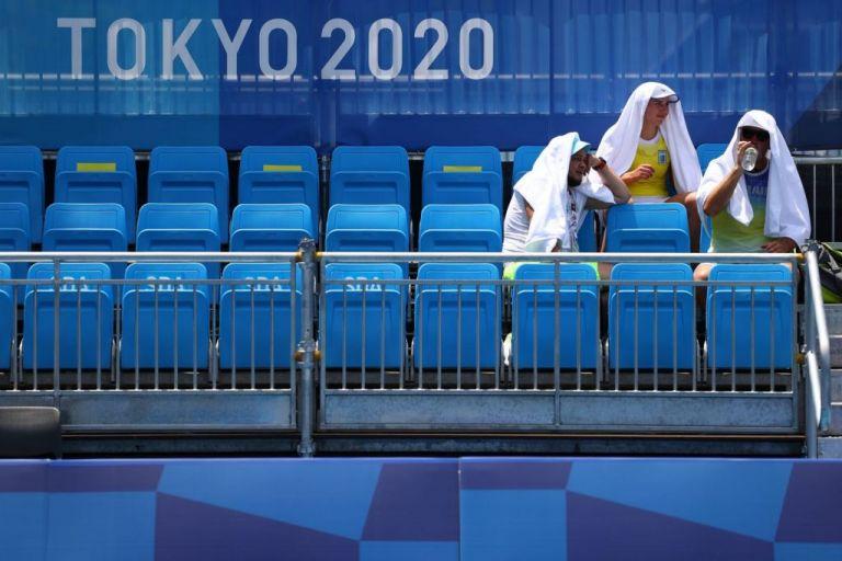 Ολυμπιακοί Αγώνες: Θερμοκρασίες ρεκόρ και «παράπονα» από τους αθλητές   tovima.gr