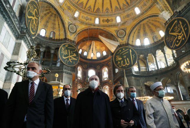 ΥΠΕΞ: Επιμένει στην παραβατική της συμπεριφορά η Τουρκία | tovima.gr