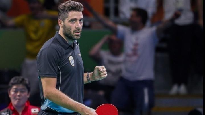 Ολυμπιακοί Αγώνες: Πρόκριση στον δεύτερο γύρο για τον Γκιώνη | tovima.gr