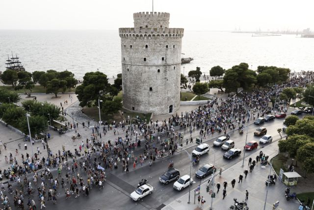 Λύματα: Σταθερό το ιικό φορτίο στη Θεσσαλονίκη – Τι λένε οι επιστήμονες   tovima.gr
