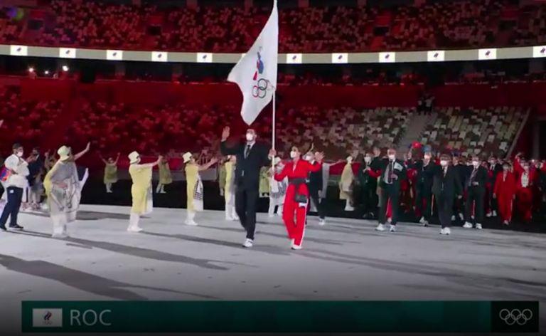 Ολυμπιακοί Αγώνες: Γιατί η Ρωσία έγινε «ROC» και κατέβηκε χωρίς τη σημαία   tovima.gr