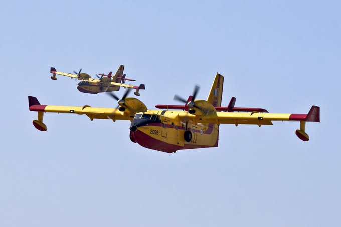 Kαταστροφικές πυρκαγιές στη Σαρδηνία – Η Ελλάδα στέλνει δύο Canadair | tovima.gr