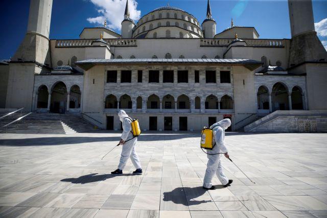 Τουρκία: Καμπανάκι για τον τριπλασιασμό των κρουσμάτων | tovima.gr
