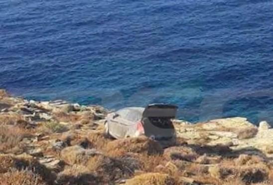 Φολέγανδρος: Η στιγμή που ανασύρεται το πτώμα της Γαρυφαλλιάς από τη θάλασσα   tovima.gr