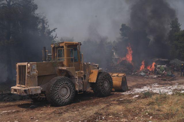 Φωτιά στη Σταμάτα: Σφίγγει ο κλοιός για τον προσαχθέντα μελισσοκόμο – Δεν έπεισε τις Αρχές | tovima.gr