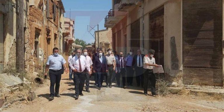 Κατεχόμενα: Κάνουν πράξη τις εξαγγελίες Ερντογάν – Ανοιξαν παραλιακό μέτωπο στο Βαρώσι   tovima.gr
