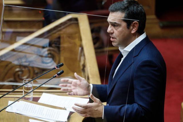 Δείτε live την ομιλία Τσίπρα στη Βουλή για το εκπαιδευτικό νομοσχέδιο   tovima.gr