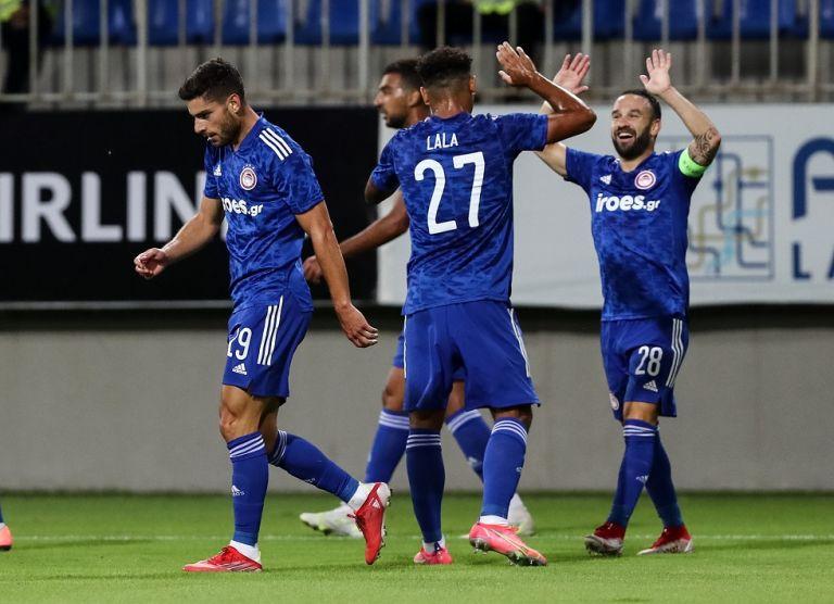Νέφτσι Μπακού – Ολυμπιακός 0-1: Βαλμπουενά και Μασούρας «υπέγραψαν» την πρόκριση του Θρύλου | tovima.gr