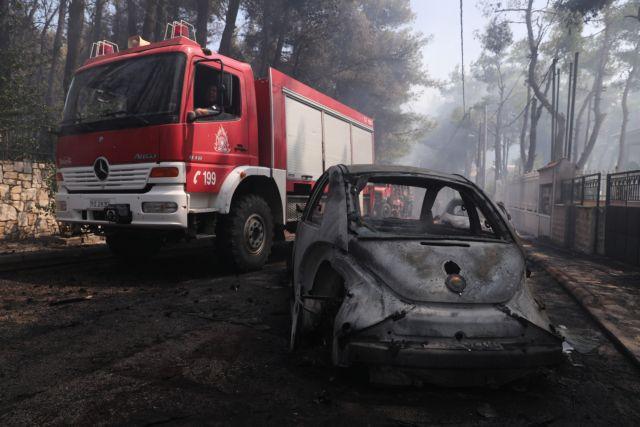 Φωτιά στη Σταμάτα: Συνελήφθη ο μελισσοκόμος – Κατηγορείται για εμπρησμό | tovima.gr
