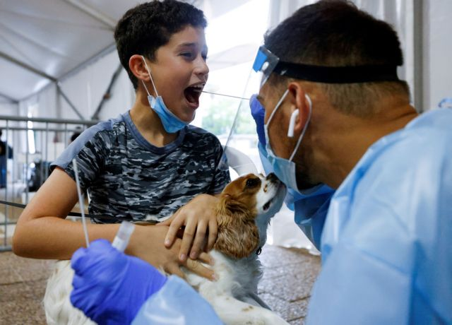 Ισραήλ: «Ναι» στον εμβολιασμό παιδιών με βεβαρυμμένη υγεία | tovima.gr