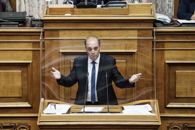 Βελόπουλος: Άρση ασυλίας αποφάσισε η Βουλή   tovima.gr