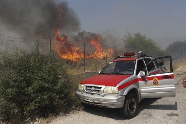 Πολιτική Προστασία: Πολύ υψηλός σήμερα ο κίνδυνος πυρκαγιάς για 4 περιφέρειες [χάρτης]   tovima.gr