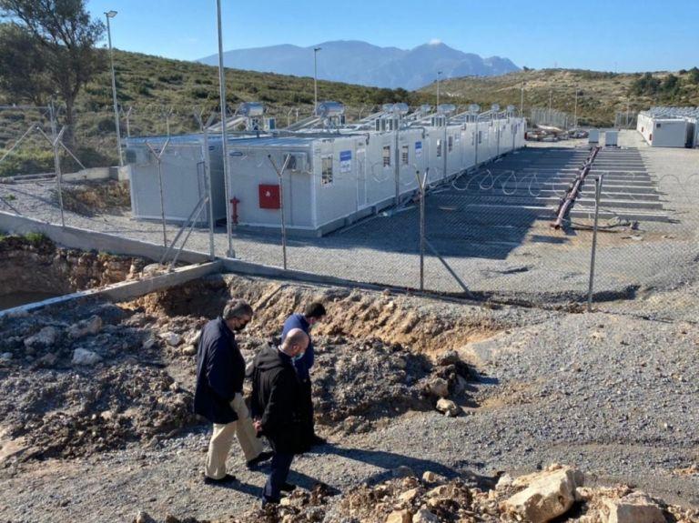 Σάμος: Στις 30 Σεπτεμβρίου κλείνει οριστικά o καταυλισμός στο Βαθύ | tovima.gr