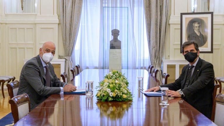 Δένδιας για Βαρώσια: Επιτεύχθηκε ο στόχος για διεθνή καταδίκη της Τουρκίας   tovima.gr
