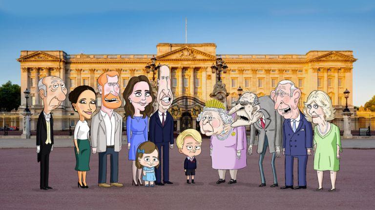 The Prince: Η σειρά κινουμένων σχεδίων που «τρολάρει» ανελέητα την βασιλική οικογένεια | tovima.gr