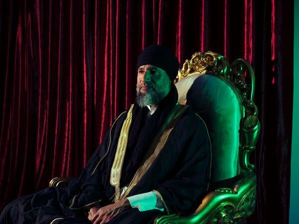 Λιβύη – Ο γιος του Καντάφι θέλει να κυβερνήσει τη χώρα του – Τι λέει για τους διαδόχους του πατέρα του | tovima.gr