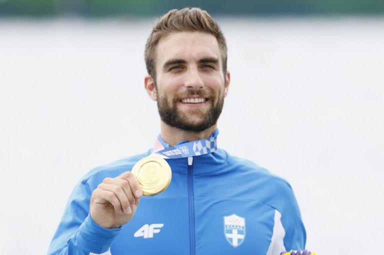 Ολυμπιακοί Αγώνες 2021: Τα συγχαρητήρια του Μητσοτάκη στον χρυσό Ντούσκο | tovima.gr